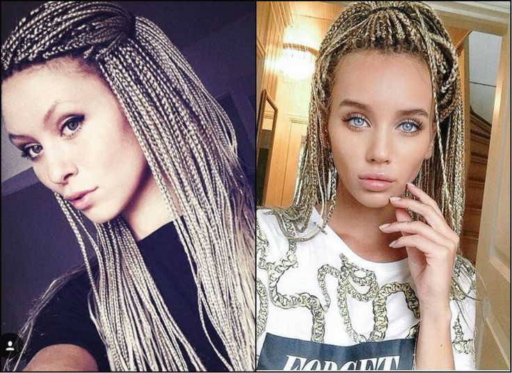 White Girl Box Braids Hairstyles To Try Now | Pretty-Hairstyles.com