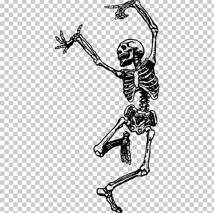 Sticker Skeleton Dance Skull Wall Decal Png Arm Art Black And White Bone Bumper Sticker Skeleton Dance Skeleton Sticker Black And White Stickers