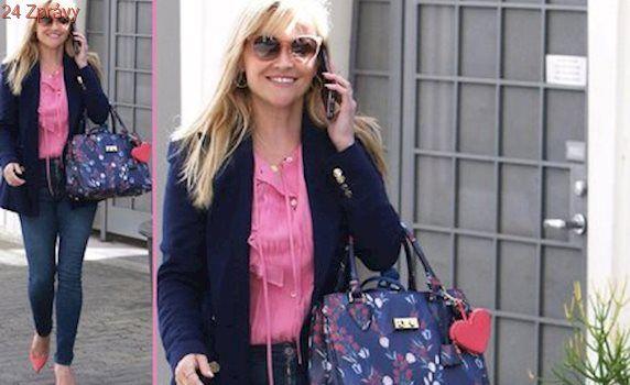 Styl podle celebrit: Jarní outfit podle Reese Witherspoon