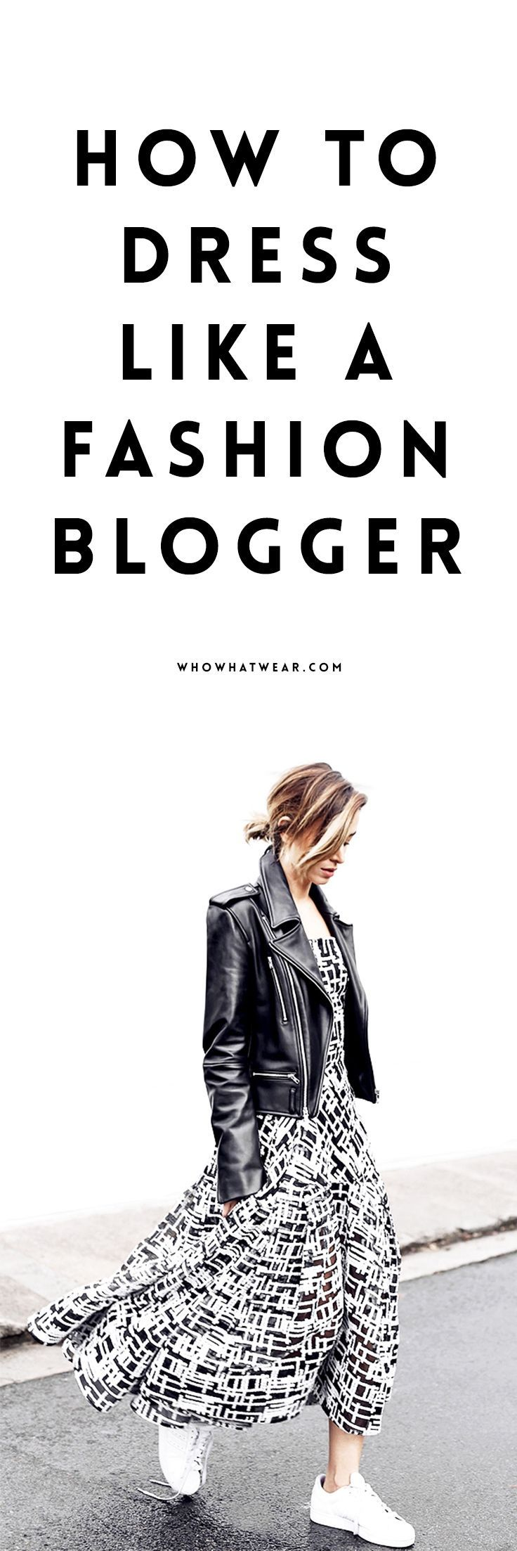 Budget-friendly blogger style