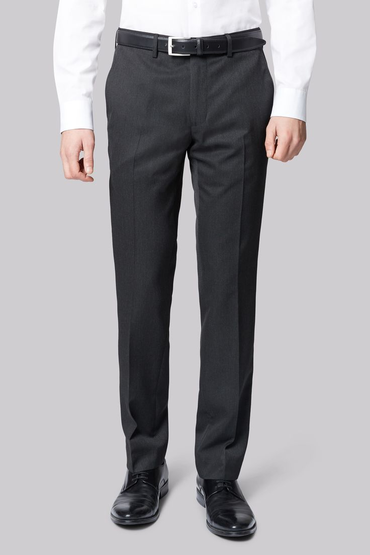 Moss London Slim Fit Charcoal Trousers Trust Moss London for all your stylish formal essentials. Day in the office? Special evening out? Whatever the occasion, these smart charcoal trousers will ensure youre well turned out. Featuring a su http://www.MightGet.com/january-2017-12/moss-london-slim-fit-charcoal-trousers.asp