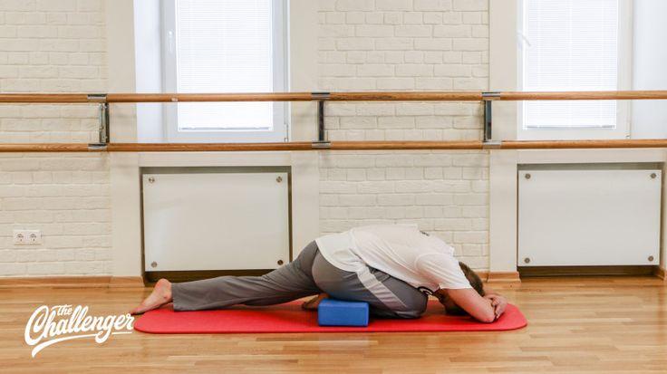 6 поз йоги, которые помогут расслабиться и снять стресс. Изображение номер 2
