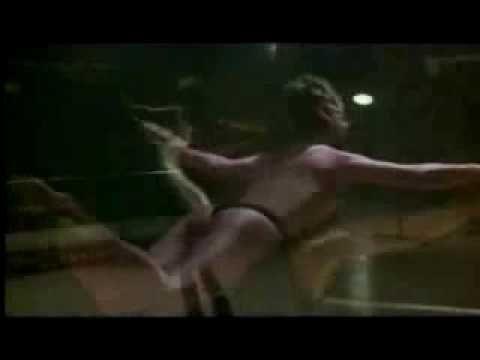John Travolta & Cynthia Rhodes: Stayin' Alive.    Cynthia Rhodes was always one of my favorite dancers.