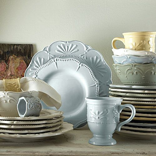 My Adalina 16-piece dinner set was a favorite of mine - it had a & 76 best Chris Madden Designs images on Pinterest | Future house ...