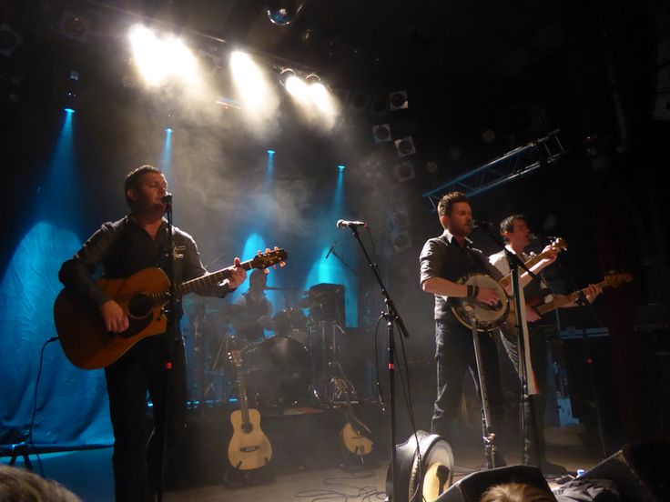 The Kilkennys live in Hamburg