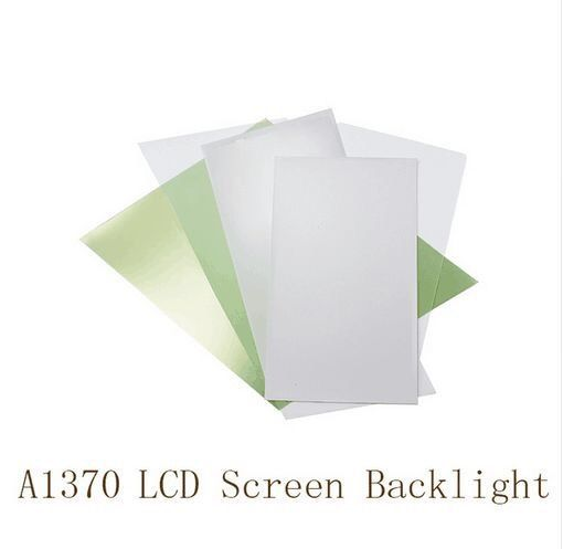 "Macbook Air 11"" Rear Reflector Reflective polarized sheets W/ plexi glass (5pcs) #Apple"