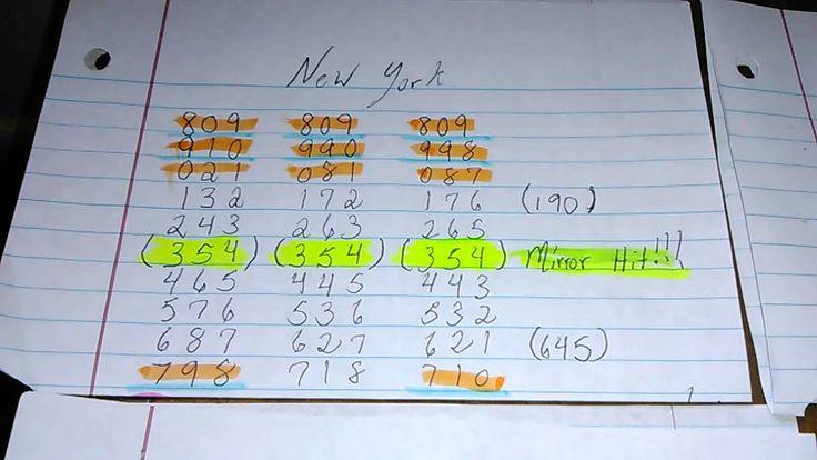 lottery secrets revealed(Illinois,new York,ohio)p2