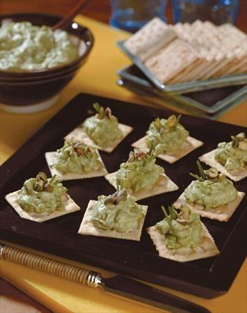 Lleno de #sabor e ideal para las #visitas ;) #NestléContigo #Palta #Receta #Snack