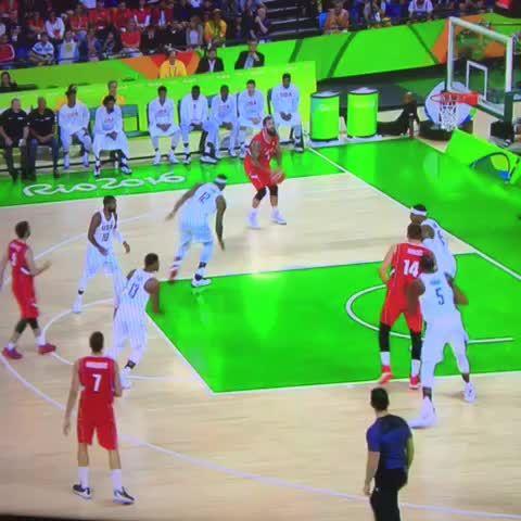 Serbia or San Antonio? #Rio2016