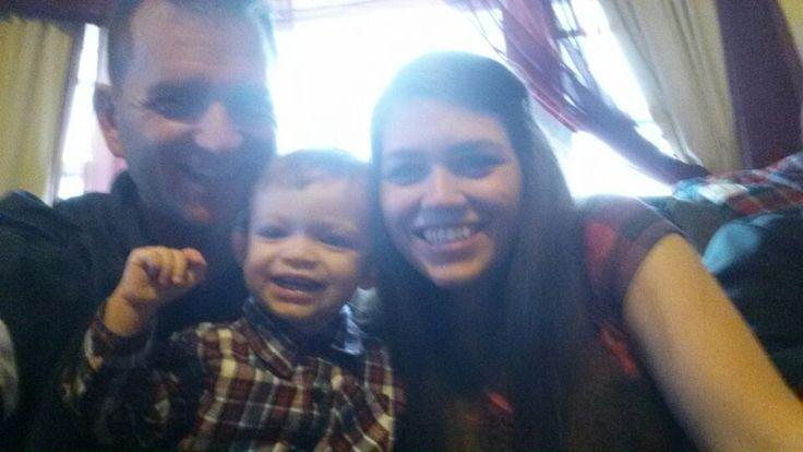 Sisa and Noah Thanksgiving 2014