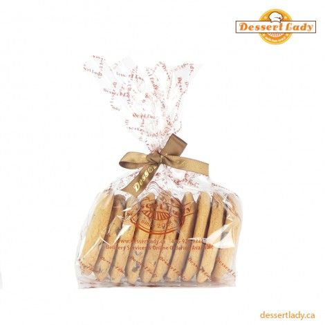 At Dessert Lady, we offer delicious and branded cookies as a business gift for delivery in Canada to create a lasting impression.