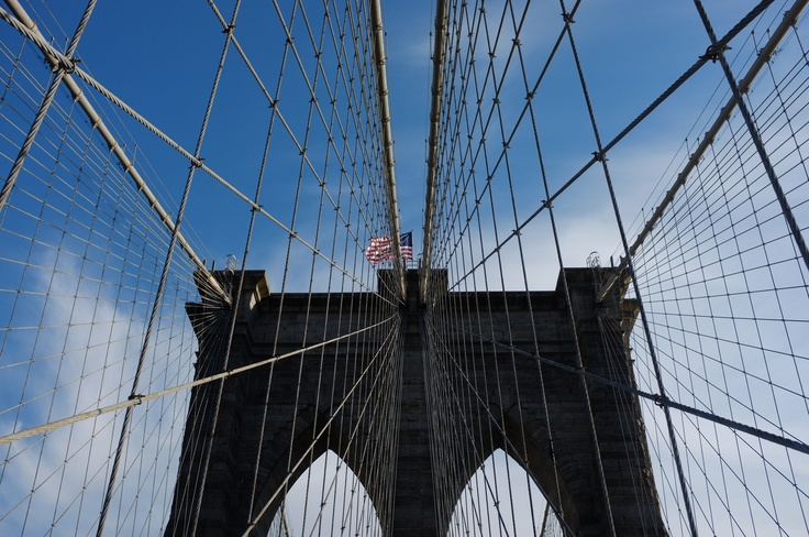 Brooklyn Bridge  © Lucy Wood