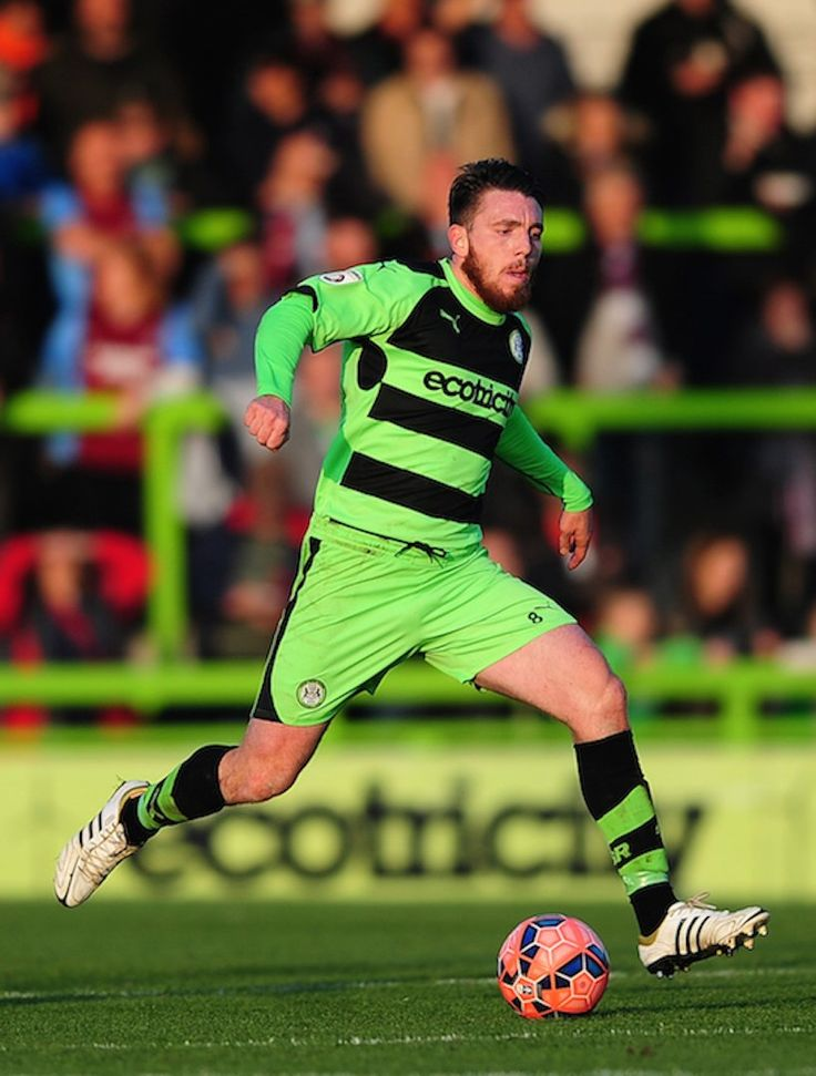 2010 he became a major shareholder of Forest Green Rovers FC, who play ...