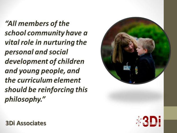 PSHE involves the whole school community - http://wp.me/p1YZsx-V