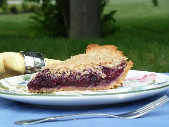 Summer Berry Pie - No Sweeteners, Just Flavor! from Kokopaleo