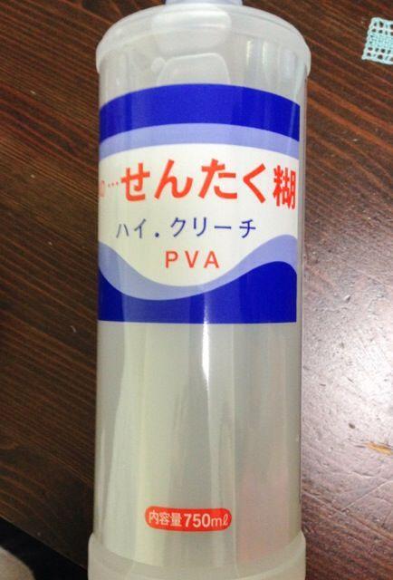 Chisatoさんは更にもう1点、日本から「せんたく糊 ハイクリーチ」も買ってきてくださいました。2014秋