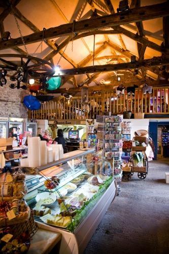 Lovely farm shop BARN CONVERSION
