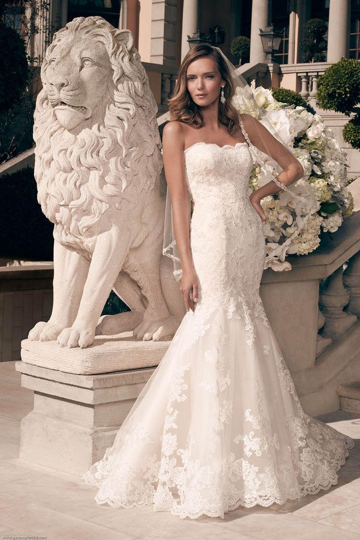 31 best Casablanca images on Pinterest | Wedding frocks, Short ...
