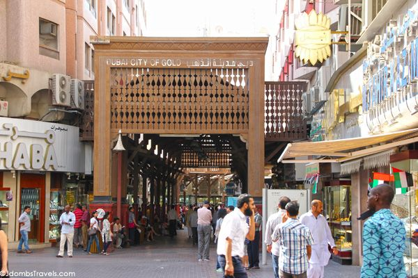 Tips for Bartering at the Deira Gold Souk