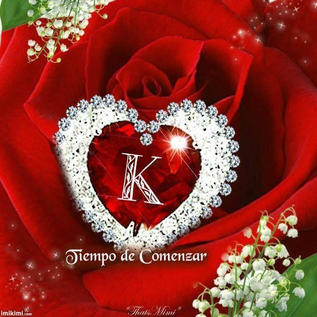 bling rose k | K is for KYLE | Pinterest
