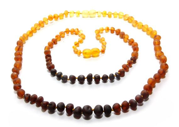 Authentic raw baltic amber necklaces for mom and by Amber24com, $25.99 Make it at America Native gallery Athens