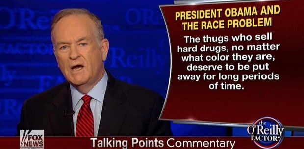 48 Hours Later, These Are Bill O'Reilly's Comments on Race That Everyone Can't Stop Talking About
