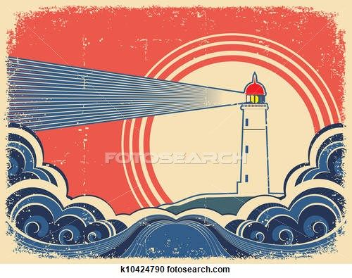 Lighthouse Stock Illustration Images. 1395 lighthouse illustrations available to search from over 15 royalty free EPS vector clip art graphics image publishers.