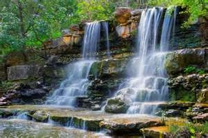 Pedernales State Park Falls, an awesome place.