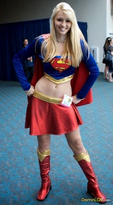 Pipoca bacon cosplay feminino supergirl dc comics supergirl