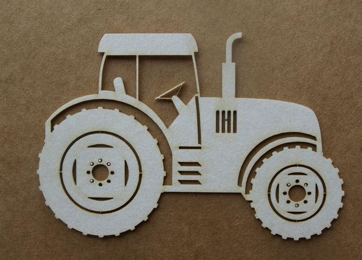 Traktor scrapek