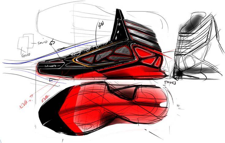 concept sketch, composition & color