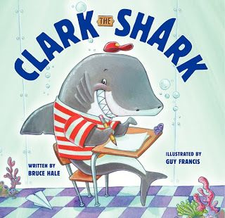 Clark the Shark: rowdy, boisterous shark finds a way to tone it down