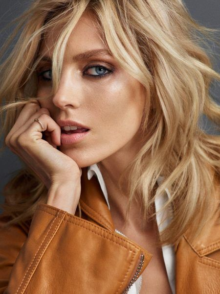 Anja Rubik for Vogue Portugal June 2016 Cover Story