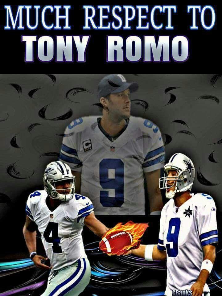 Love you Tony Romo xoxo