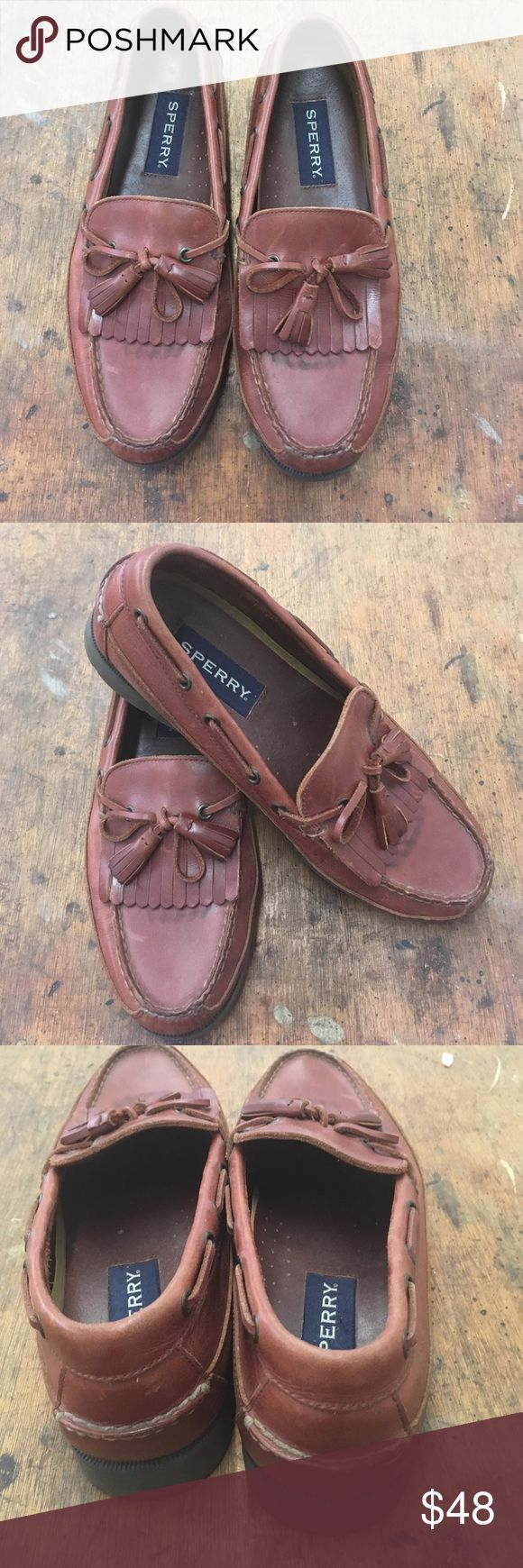 Men's Sperry Loafers Step out in a modern look constructed with care Sperry Shoes Loafers & Slip-Ons