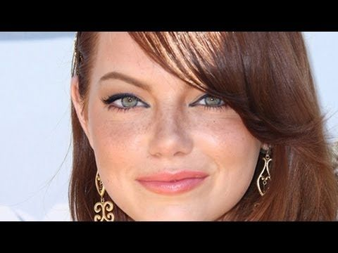 Emma Stone Bio: From Superbad to The Amazing Spider-Man - YouTube