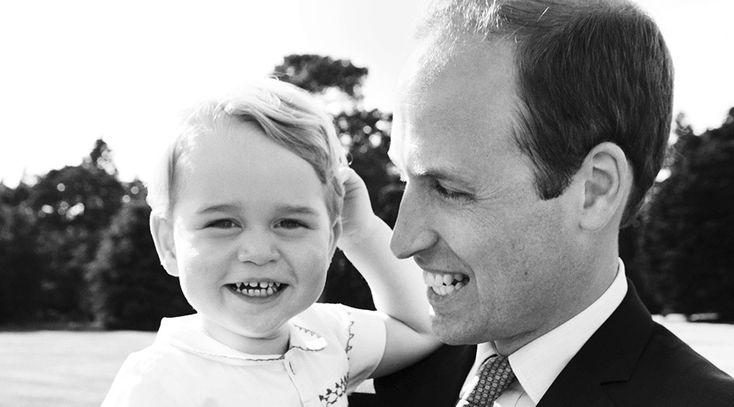 Le prince William pourrait rater l'anniversaire de bébé George