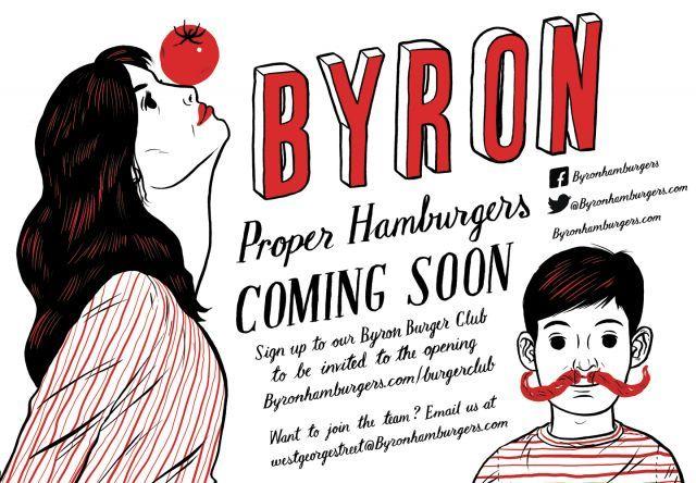 Byron Burgers | Paul Blow | makersmgmt.com