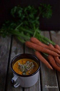 Orange and Carrot Soup