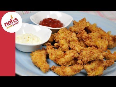 Çıtır Tavuk Tarifi | Nefis Yemek Tarifleri - YouTube