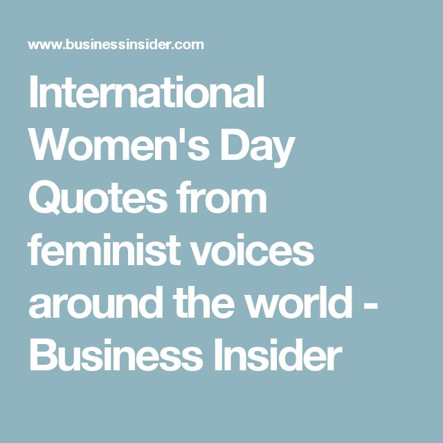 Inspirational Day Quotes: Best 25+ Women's Day Quotes Ideas On Pinterest