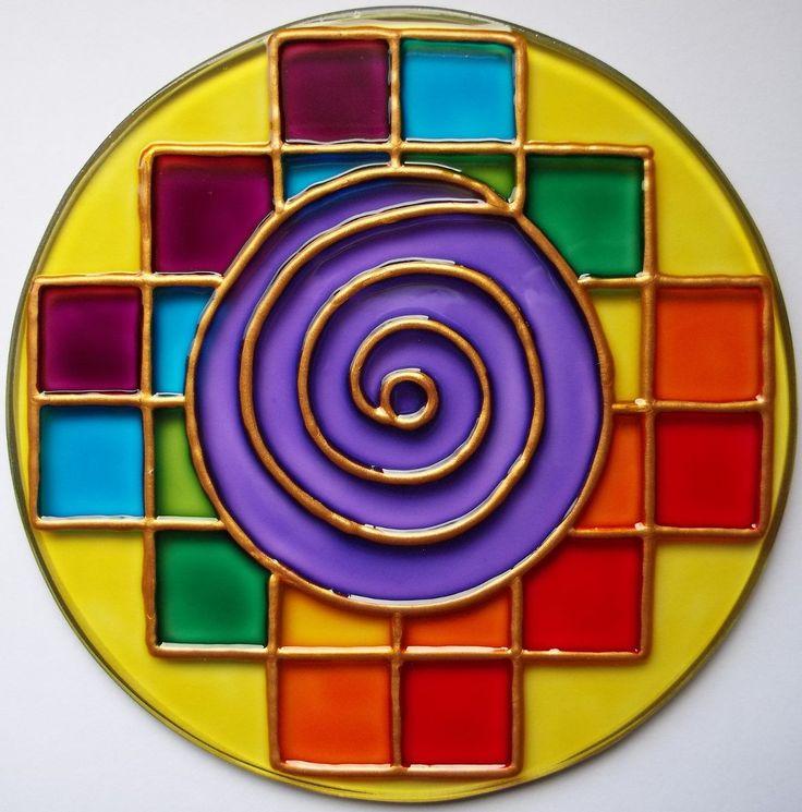 vitrales artisticos en papel - Buscar con Google