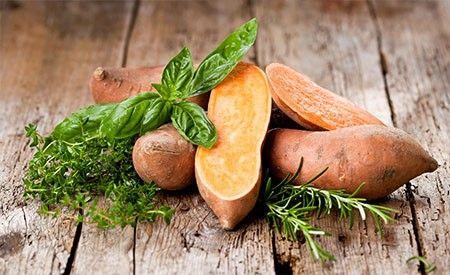 Süsskartoffeln stammen aus Südamerika und lieben tropisches Klima. Sie wurden als nährstoffreichstes Gemüse ausgezeichnet, da sie prall gefüllt sind mit Nähr- und Vitalstoffen. Ihre Auswirkungen auf die Gesundheit sind - bei regelmässigem Genuss - phänomenal. Süsskartoffeln schmecken dazu noch köstlich und lassen sich in unzähligen Varianten zubereiten - ob roh oder gekocht, ob gegrillt oder als Pommes, ob schnell oder aufwändig, ob nach Art des Hauses oder exotisch.