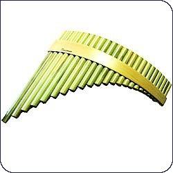 Stölzel Pro-Line Panflöte 24 Rohre G Bambus