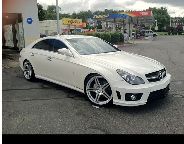 Image gallery 2007 clk 550 amg for Mercedes benz cls550 for sale