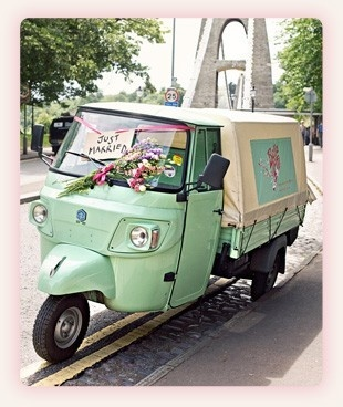 Arriving In Style Some Fun Ideas For Wedding Transportation Let Us Help You Plan