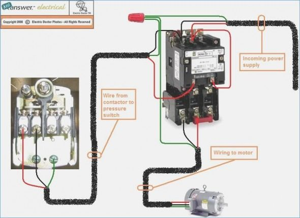 Square D Motor Starter Wiring Diagram | Solar panel battery, Electrical wiring  diagram, Magnetic motorPinterest