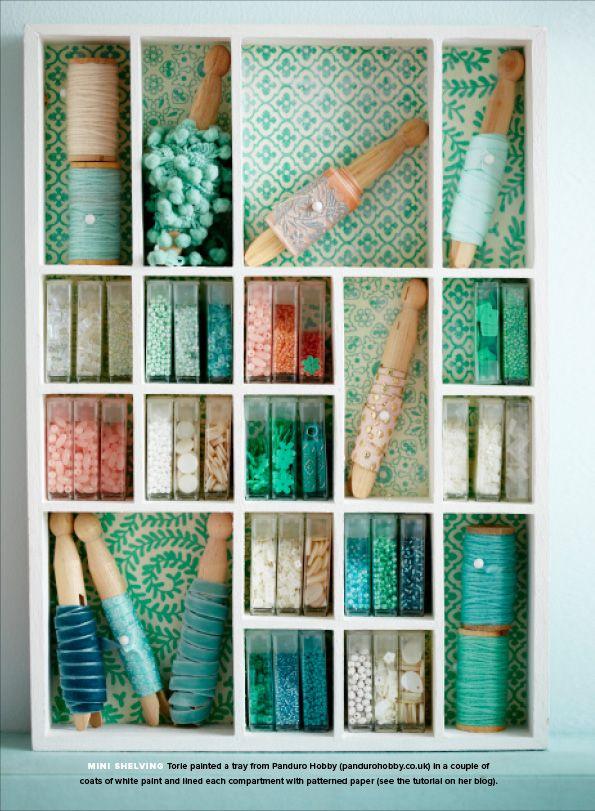 DIY: scatole di tic tac per le perline toriejayne.blogspot.fr