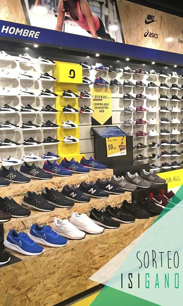Oteros os premia con unas zapatillas deportivas de las marcas Reebok, Nike o Adidas valoradas en 70€, las ganas de entrenar las pones tú!  #sorteo #gratis #sorteosgratis #sorteosmadrid #Madrid #suerte #luck #goodluck #premio #free #regalo #concurso #moda #deporte #sport