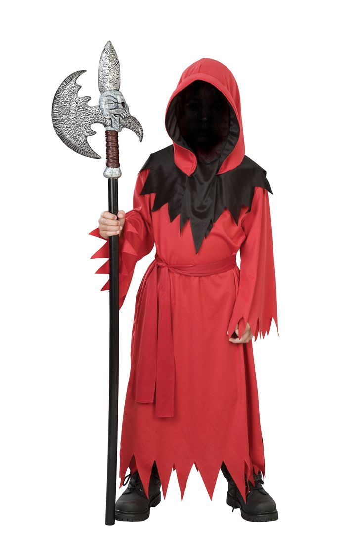 Halloween Costumes creative faceless ghouls Clothing